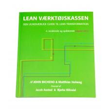 Lean værktøjskassen – den uundværlige guide til lean transformation
