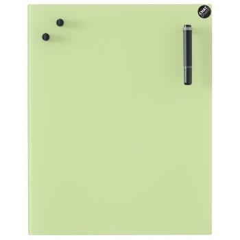 CHAT BOARD glastavle i 14 størrelser - grønne nuancer