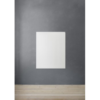 CHAT BOARD Elements – hvid glastavle, fås i 6 størrelser