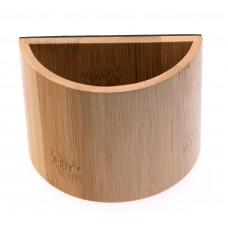 Bambus penneholder til whiteboards og glastavler