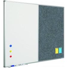 Combi tavle, Whiteboard og opslagstavle