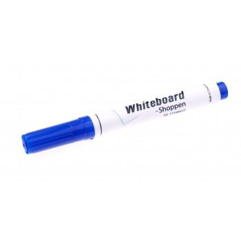 Tusser med rund spids til whiteboard og glastavler, 8 farver