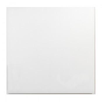 Hvid glastavle, 4 størrelser - god til hjemmekontor