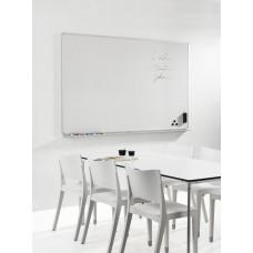 Whiteboard tavle Uniti med alu ramme - RESTPARTI