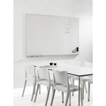 Whiteboard tavle Uniti med alu ramme