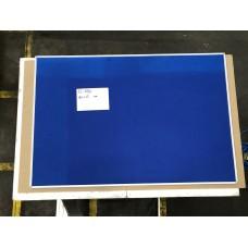 Demovare  - Opslagstavle blå