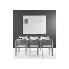 Glas whiteboardtavle MagVision - Optisk Hvid