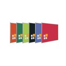 Opslagstavler med Camira stof - 90X120cm, fås i 6 farver