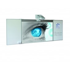 Whiteboardtavle til fingertouch projektor