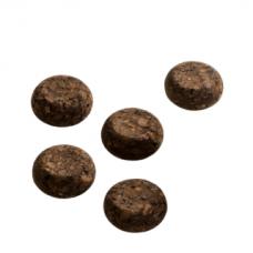 Lintex Mørk Kork pakke med 5 stk