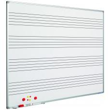 Whiteboardtavle med 5 nodesystemer i 8 størrelser
