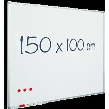 Professionel whiteboard pakkeløsning 150x100 cm