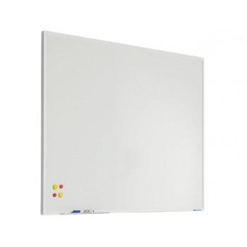 Whiteboardtavle med hvid alu ramme - til intensiv brug